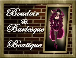 Boudoir & Burlesque Boutique