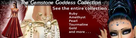 Gemstone Goddess Collection