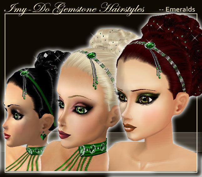 Imy-Do  w/ Emeralds